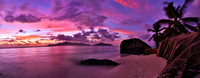 Post sunset beauty, Seychelles